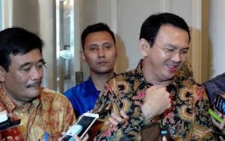 Awalnya Garang Kini Ahok Lesu Diserang 3 Mentri Masalah Reklamasi - Naon Wae News