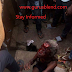 Cat Turns Into An Old Woman In Lagos After Being Stoned By Boy (See Photos)