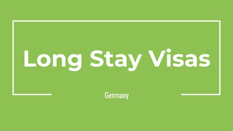 Long Stay German Visas for Americans