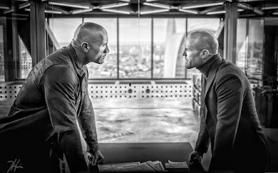 Hobbs And Shaw Jason Statham Dwayne Johnson Image 10