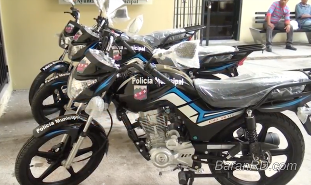 Policía Municipal adquiere motocicletas para patrullar en SFM