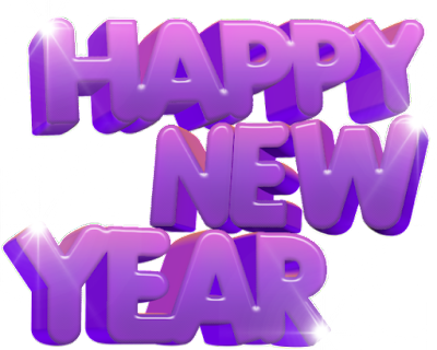 2017 New Year 3D Photo in HD Download