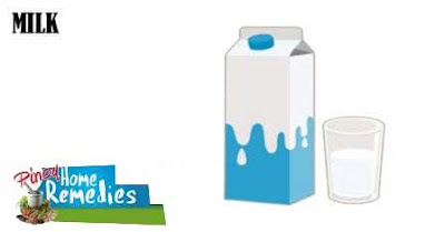 Home Remedies For Common Cold: Milk