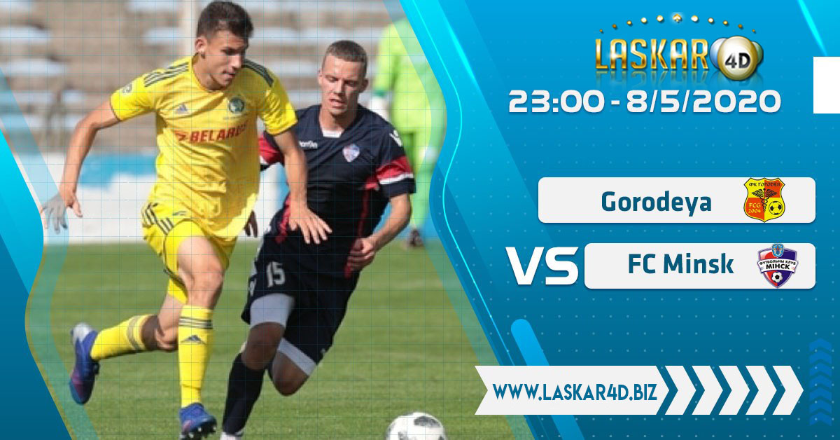 Prediksi Bola Gorodeya vs FC Minsk 08 Mei 2020