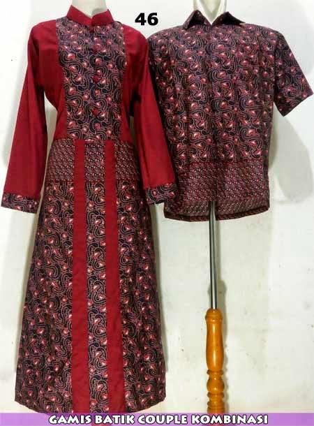 Grosir Baju Gamis Couple Tanah Abang