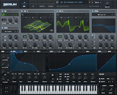 Xfer Records Serum UPDATE v1.11b3 WiN OSX