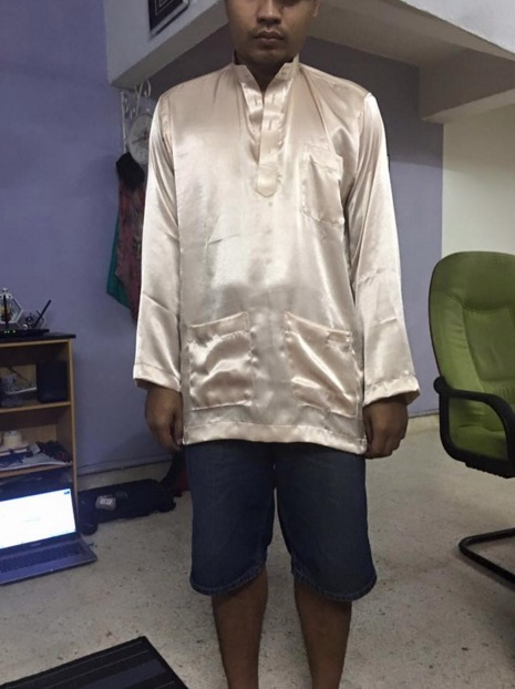 Pereka Baju Penipu di Shah Alam Seksyen 20