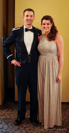 Air Force Awards Banquet - My Blog