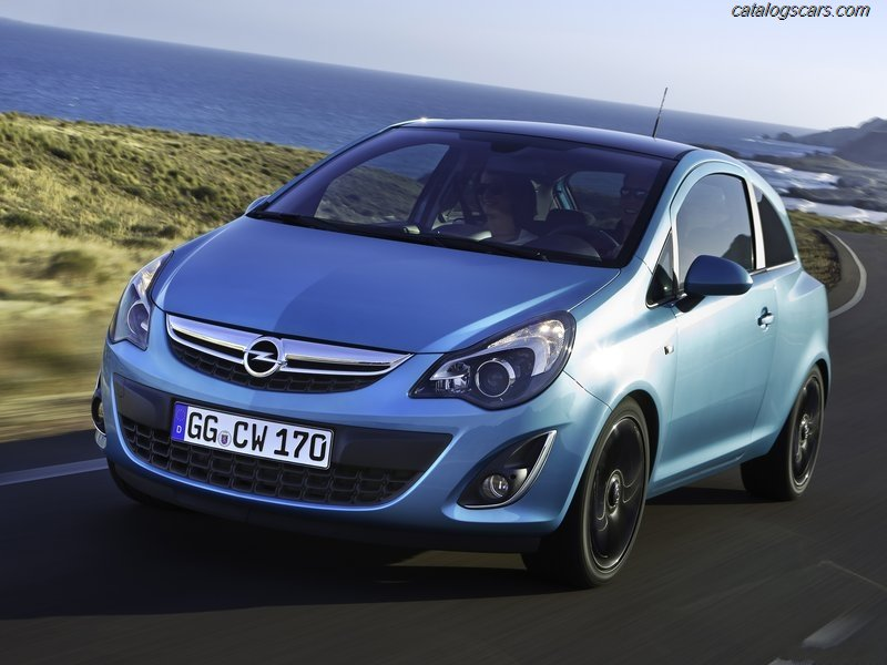 صور سيارة اوبل كورسا 2013 - اجمل خلفيات صور عربية اوبل كورسا 2013 - Opel Corsa Photos Opel-Corsa-2011-05.jpg