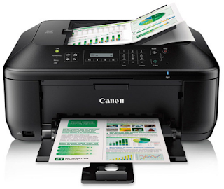 Although the Canon Pixma MX452 it looks not as pretty as the other, but the design Pixma overall is quite functional.