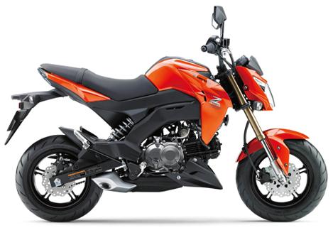 Spesifikasi dan Harga Kawasaki Z125 Pro Terbaru