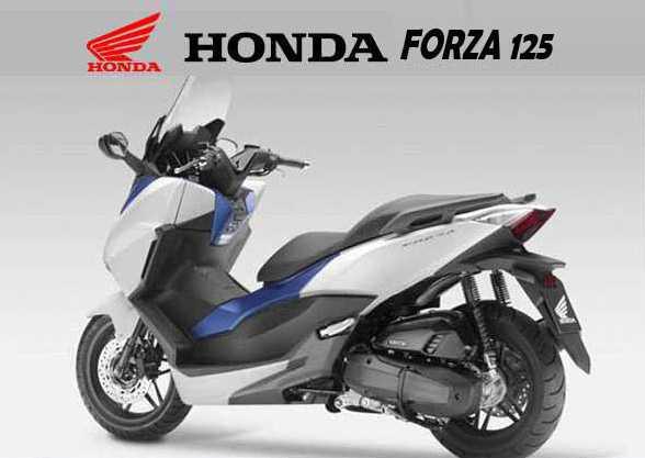Harga Motor dan Spesifikasi Honda Forza 125 Terbaru 2016