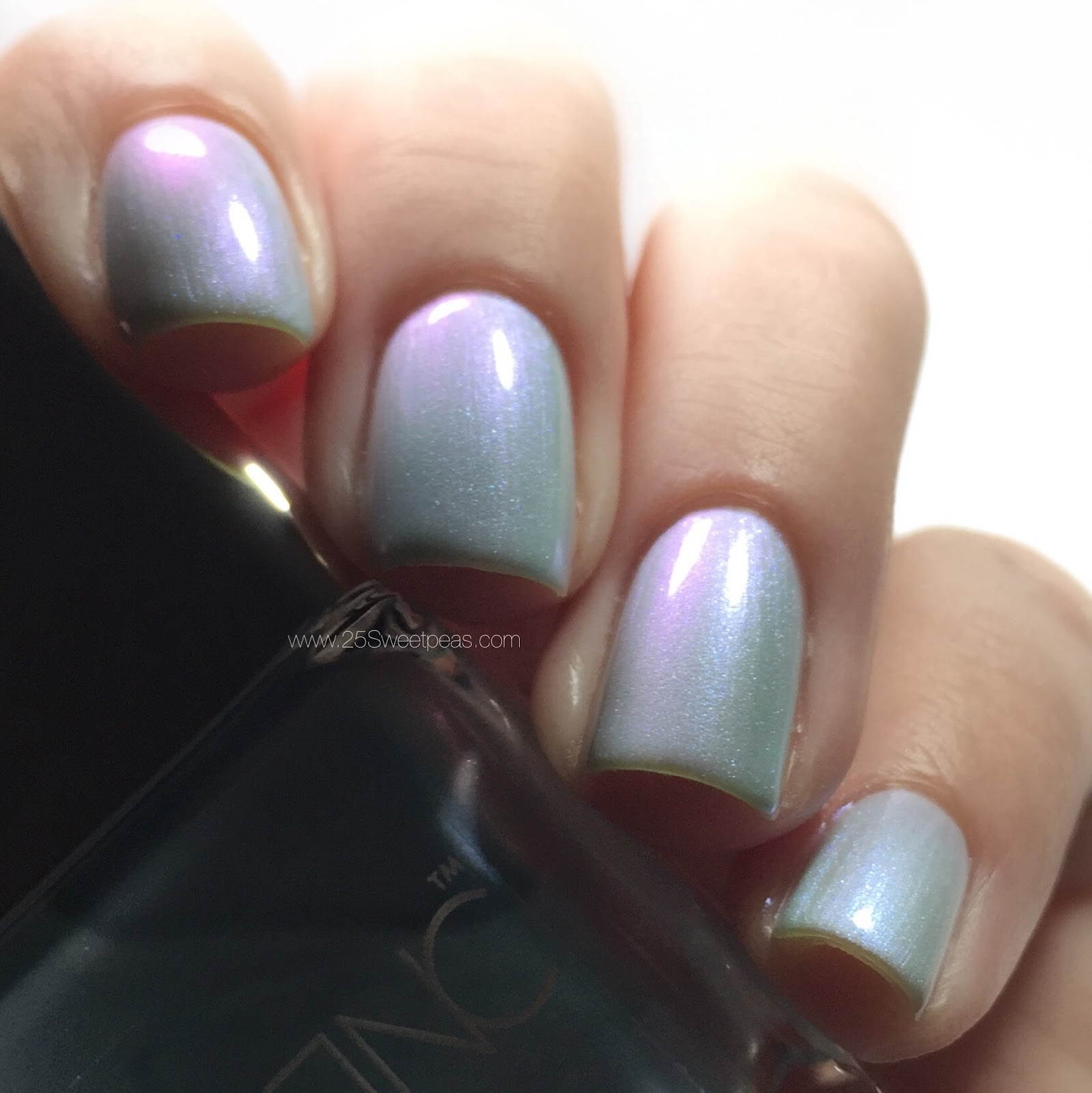 Nails Inc Mermaid Parade
