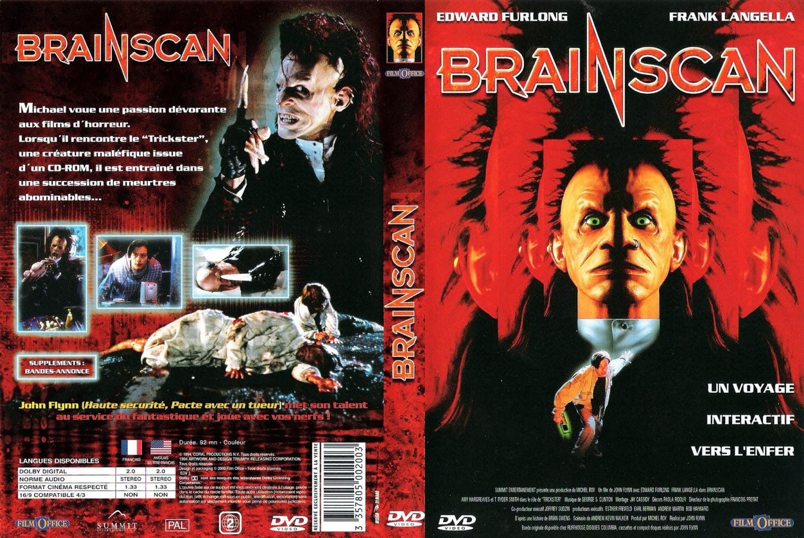 Resultado de imagem para Brainscan 1994