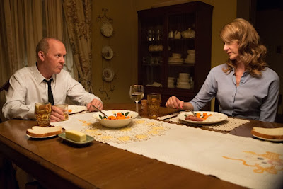 Michael Keaton and Laura Dern in The Founder (5)