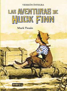 Portada del libro Las aventuras de Huckleberry Finn descargar pdf
