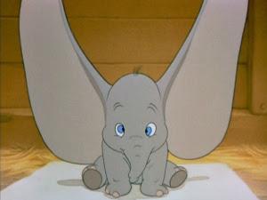 Showing Ears Dumbo 1941 animatedfilmreviews.blogspot.com