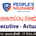 Vacancy In People's Insurance