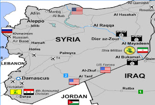 US hampering humanitarian aid deliveries to Syria
