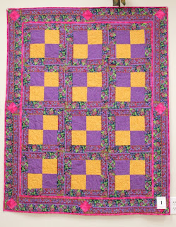 Quiltique ugly fabric quilt challenge