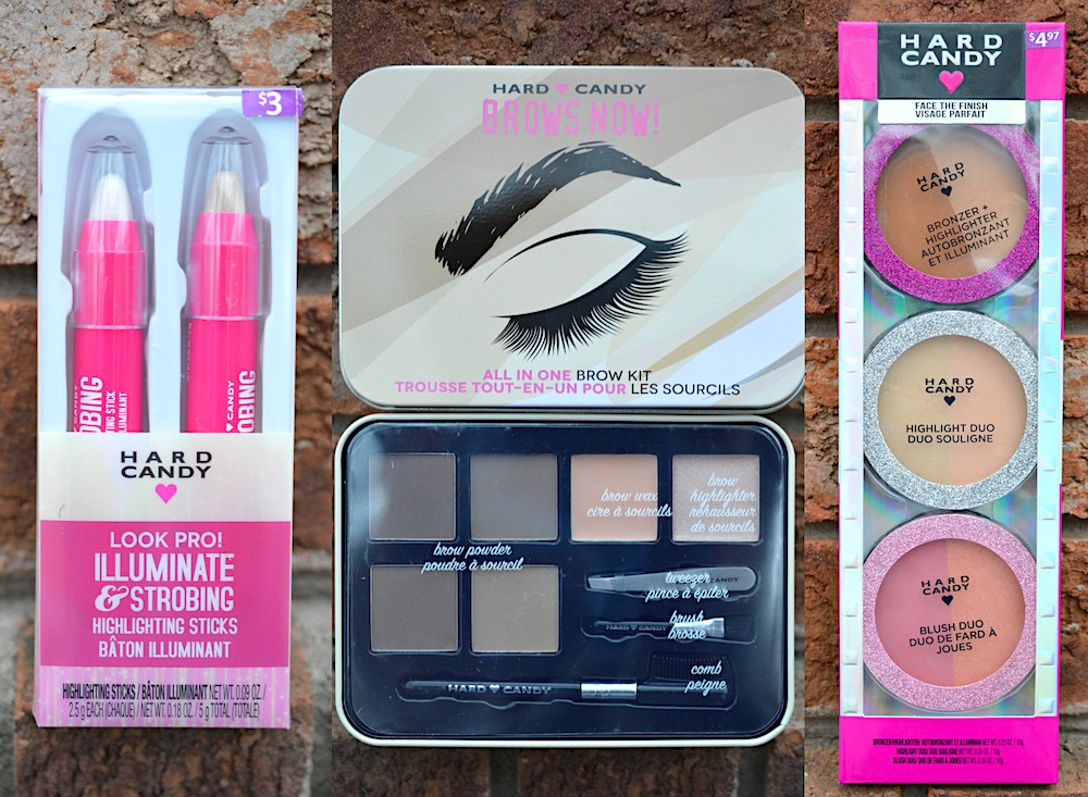 Budget Friendly Makeup At Walmart Hard Candy Review Classically