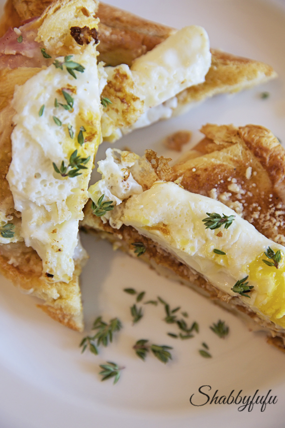 croque madame sandwich recipe