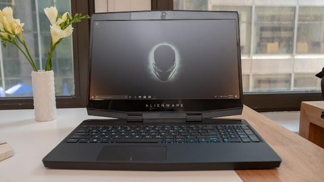 Alienware M15 Laptop Gaming yang Tipis dan Ringan
