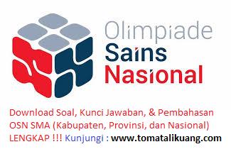 Download Materi Persiapan OSK OSP OSN Komputer Pembinaan Tim Olimpiade Komputer Indonesia