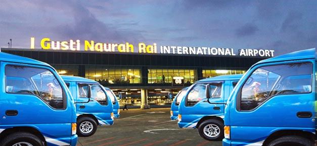 Layanan Antar jemput Murah di Bandara Ngurah Rai Bali