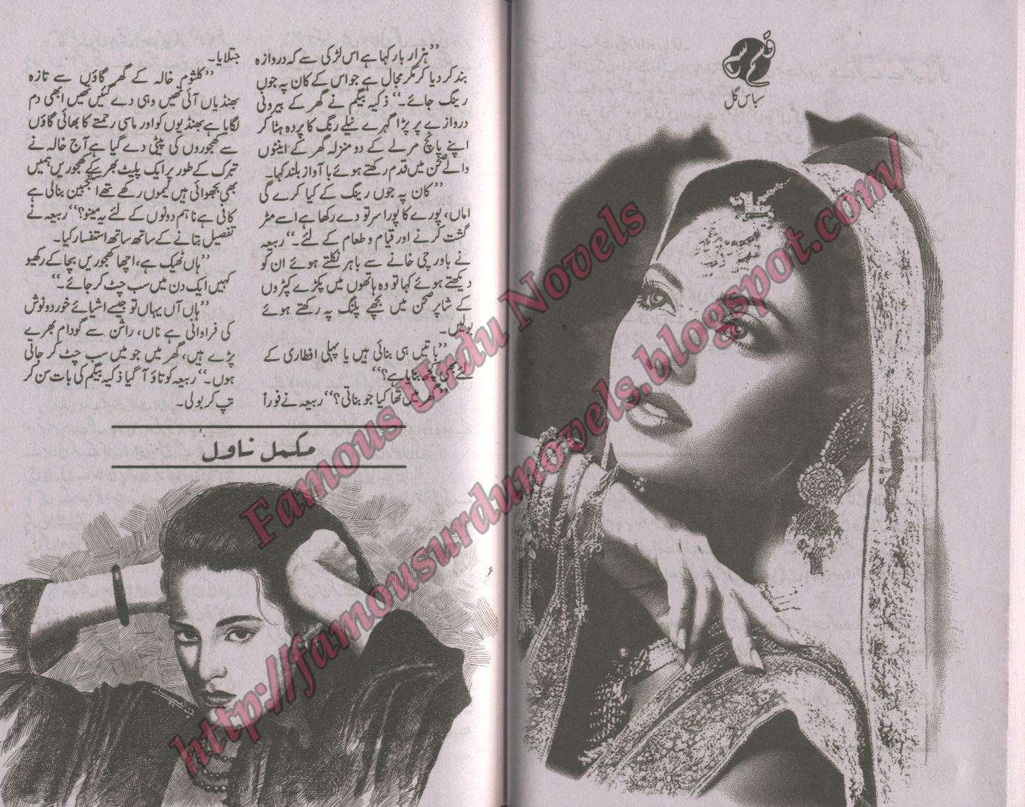 Most Romantic Urdu Novels Kidnapping Based — TTCT