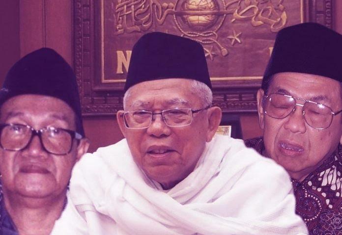 Mengenal Kiai Ma'ruf Amin (6): Kedekatannya dengan Gus Dur