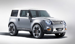 2018 Land Rover Defender Design, Concept, Prix, Date de Sortie et Prix Rumeurs