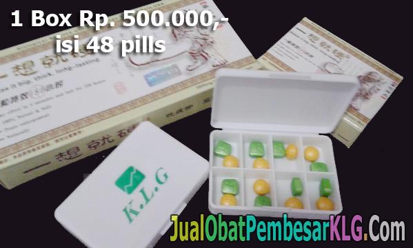Produk Obat Pembesar Penis Herbal atau Pembesar Alat Vital