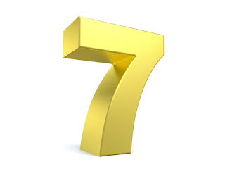 7 alasan mengapa saya suka angka 7