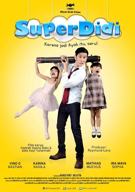 Super Didi : Giliran Bapak-Bapak Jaga Anak.