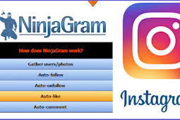 NinjaGram V7.4.6 Cracked Free Download – NinjaGram Cracked