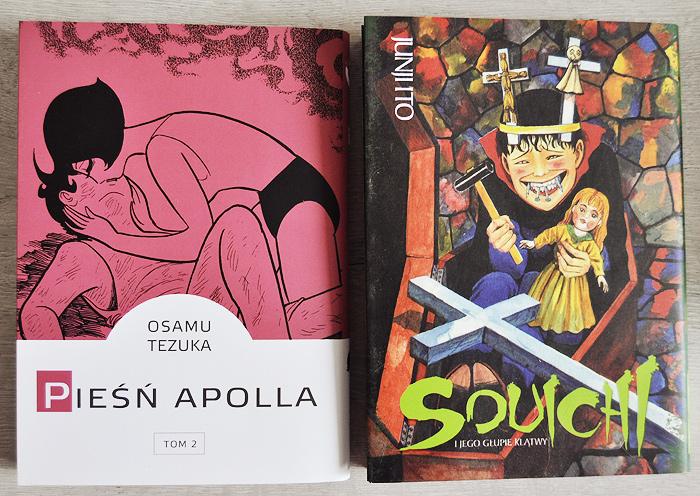 Pieśń Apolla, Souchi i jego głupie klątwy