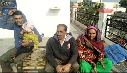 Delhi NCR gangster Pawan aka Haryana fanned indiscriminately in Faridabad, panic in Bhainsarwali village