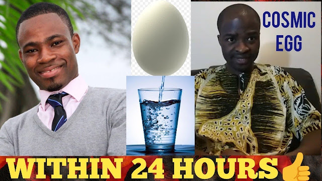 Evangelist Addai causes problems for Adom FM's Kofi Adomah Nwanwani in egg & water challenge