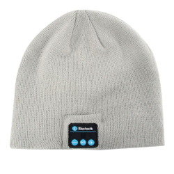 Froomer Smart Warm Beanie Hat with Built in Wireless Bluetooth Headphones