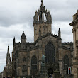 St. Giles' Cathedral in Edinburgh, Scotland