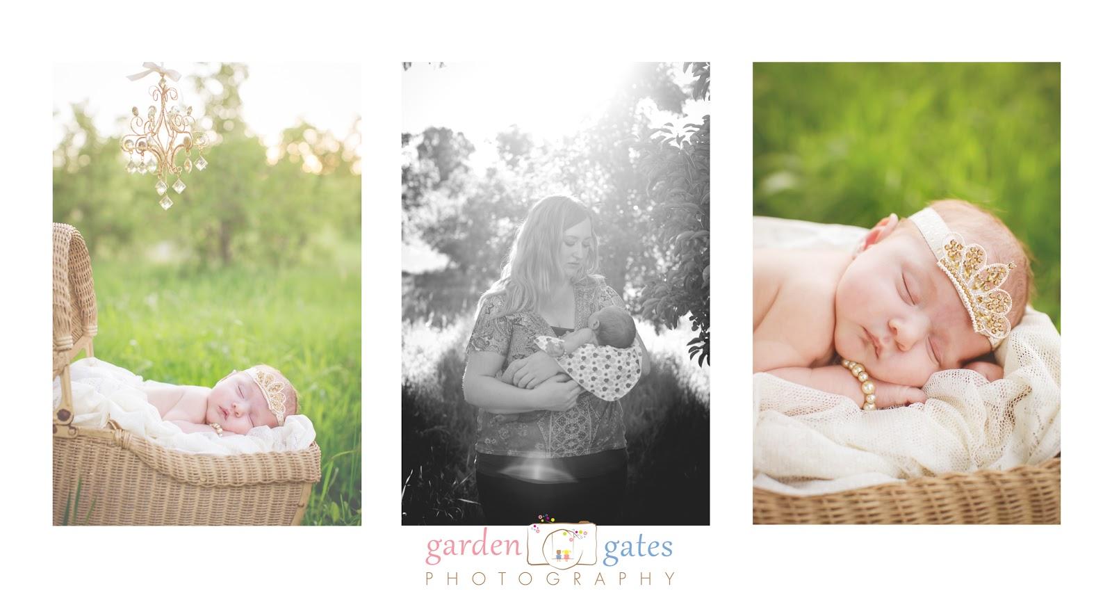 Yakima newborn photography