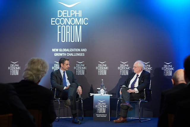 Κ. Μητσοτάκης: Επενδύσεις και θέσεις εργασίας το κλειδί για οικονομική ανάπτυξη