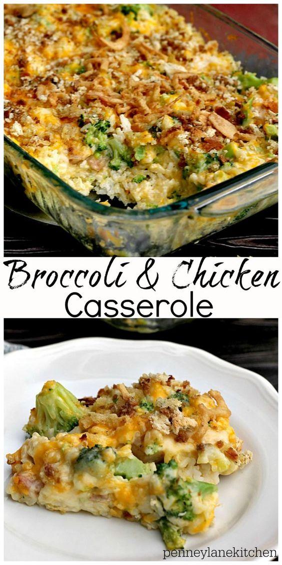 ★★★★★ 372 Ratings : Chicken and Broccoli Casserole #Easy #simplirecipe #Instantpot #Bangbang #Shrimp #Pasta #vegan #Vegetables #Vegetablessoup #Easydinner #Healthydinner #Dessert #Choco #Keto #Cookies #Cherry