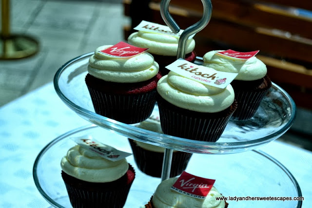 Kitsch Cupcakes at Virgin Megastore's Family Festival