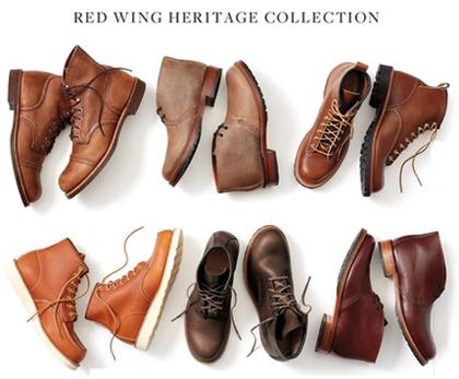 Apesar de ter globalizado sua operação, mais da metade das botas RED WING  ainda são feitas em território norte-americano, com materiais e componentes  locais ... 5a30559064