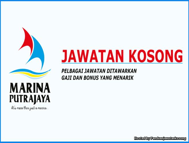 Iklan Jawatan Kosong Marina Putrajaya Sdn Bhd (11 Mei 2018)