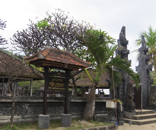 Padang Bai - Diving, Harbour, Beach, Silayukti Temple & Blue Lagoon Bali Snorkeling