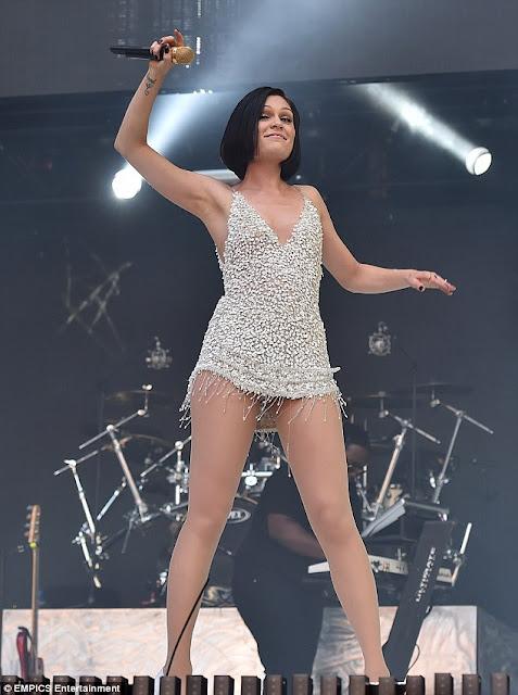Música en imagen: Jessie J (Y video: Price Tag)