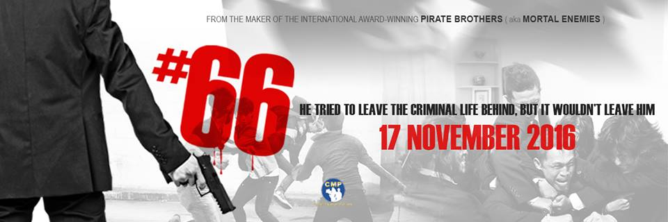 Tayangan Serentak Filem #66 di Malaysia & Indonesia